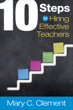10 Steps for Hiring Effective Teachers