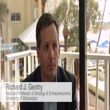 Business and Marketing Insights: An Interview with Richard J. Gentry