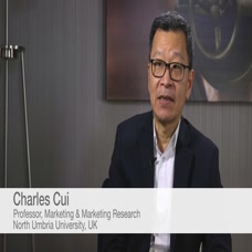 Marketing Insights: An Interview with Charles Cui