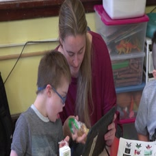 Using Assistive Technology to Support Language Development