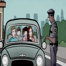 Criminal Justice in Practice: Traffic Stop Search and Seizure