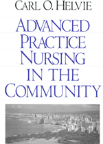 Advanced Practice Nursing in the Community