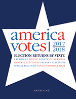 Logo of America Votes 33: 2017-2018 Election Returns by State