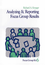 Analyzing & Reporting Focus Group Results
