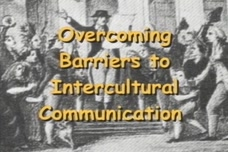 Successful Speaking: Overcoming Barriers to Intercultural Communication