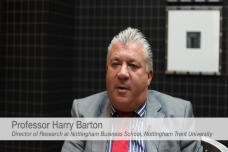 Harry Barton Discusses Lean Management
