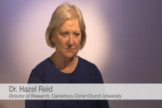 Hazel Reid, Career Counseling