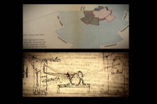 Newton and Nightingale (Beauty of Diagrams 1)