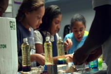 Teaching Diverse Students: Lava Lamp Experiment