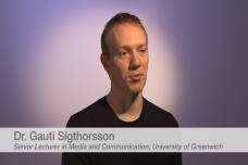 Gauti Sigthorsson - Creative Industries