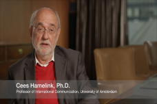 Cees Hamelink Discusses Global Communication