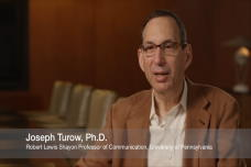 Joseph Turow Discusses Advertising, Media Economics & Media Industries