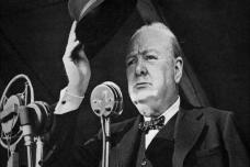 Winston Churchill: Winning the War, Losing the Peace