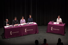The Race to the White House: Essex University Panel