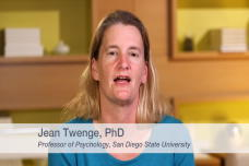 Jean Twenge Defines Narcissism