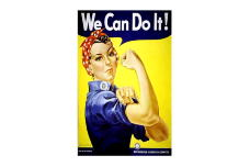 Using Content Analysis to Study the Mobilization of Women during WWII in Magazine Advertisements