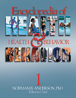Encyclopedia of Health and Behavior