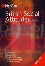 British Social Attitudes: The 21st Report
