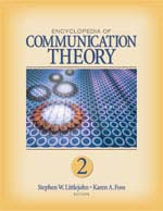 Logo of Encyclopedia of Communication Theory