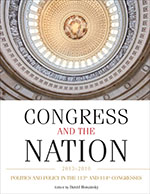 Congress and the Nation 2013-2016, Volume XIV: Politics and Policy in the 113th and 114th Congresses