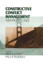 Constructive Conflict Management: Asia-Pacific Cases