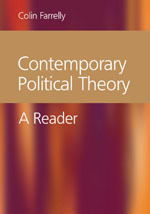 Contemporary Political Theory: A Reader
