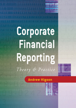 Corporate Financial Reporting: Theory & Practice