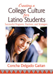 "<span class=""hi-italic"">Creating a</span> College Culture <span class=""hi-italic"">for</span> Latino Students: Successful Programs, Practices, and Strategies"