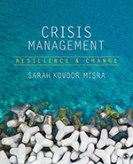 Logo of Crisis Management: Resilience and Change