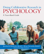 Doing Collaborative Research in Psychology: A Team-Based Guide