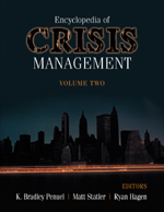 Encyclopedia of Crisis Management