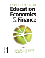 Encyclopedia of Education Economics & Finance