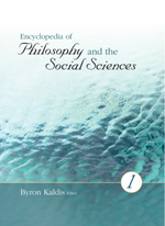 "Encyclopedia of <span class=""hi-italic"">Philosophy</span> and the <span class=""hi-italic"">Social Sciences</span>"