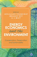 Energy Economics and the Environment: Conservation, Preservation and Sustainability