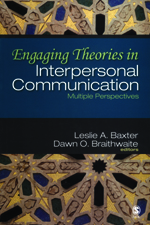 "<span class=""hi-italic"">Engaging Theories in</span> Interpersonal Communication: Multiple Perspectives"