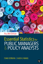 Logo of Essential Statistics for Public Managers and Policy Analysts
