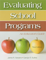 Evaluating School Programs: An Educator's Guide