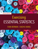 Logo of Exercising Essential Statistics