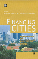 Financing Cities: Fiscal Responsibility and Urban Infrastructure in Brazil, China, India, Poland and South Africa