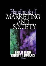 Handbook of Marketing and Society