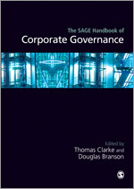 The SAGE Handbook of Corporate Governance