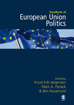 Handbook of European Union Politics