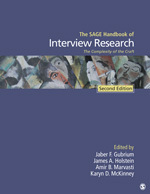 The SAGE Handbook of Interview Research: The Complexity of the Craft