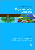The SAGE Handbook of Organizational Discourse