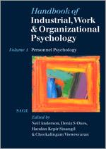 Handbook of Industrial, Work & Organizational Psychology - Volume 1: Personnel Psychology