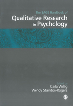 "The SAGE Handbook <span class=""hi-italic"">of</span> Qualitative Research in Psychology"