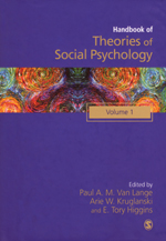 Handbook of Theories of Social Psychology: Volume 1