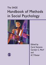 The SAGE Handbook of Methods in Social Psychology