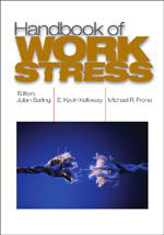 Handbook of Work Stress