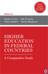 Higher Education in Federal Countries: A Comparative Study